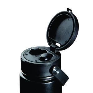 """Garrafa térmica inox, 500ml com   fones de ouvido """"bluetooth"""""""