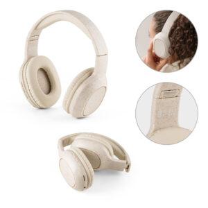 MARCONI. Fones de ouvido wireless dobráveis